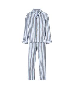DEREK ROSE | Brushed Cotton Stripe Pyjamas