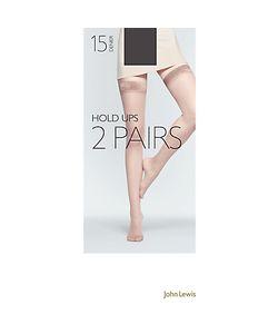 John Lewis | 15 Denier Sheer Stockings Pack Of 3