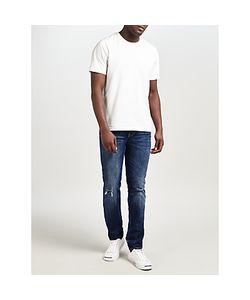 Edwin | Ed-80 Slim Fit Tape Jeans Rainbow Selvage Denim Dark Wash
