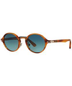 Persol | Po3129s Polarised Round Sunglasses