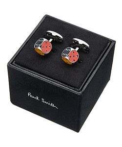 Paul Smith | Dice Cufflinks Multi