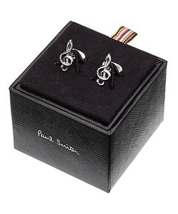 Paul Smith | Treble Clef Cufflinks