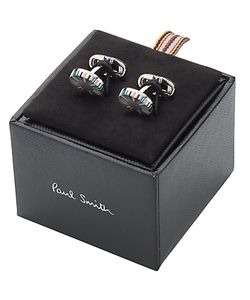 Paul Smith | Multi Stripe Cufflinks /Multi