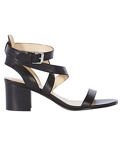 Karen Millen | Block Heeled Day Sandals