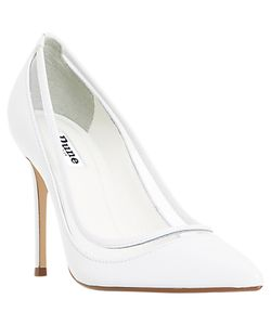 Dune | Breez Stiletto Heeled Court Shoes