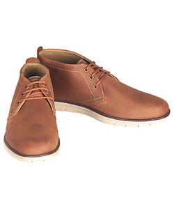 Barbour | Bowlam Lace-Up Chukka Boots