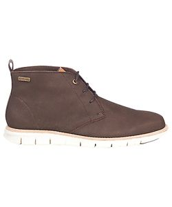 Barbour | Shackleton Leather Chukka Boot Coffee