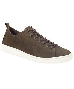 Paul Smith | Miyata Nubuck Trainers Dark