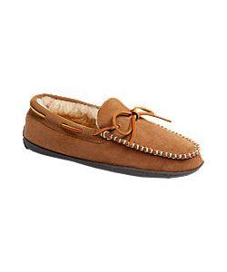 JoS. A. Bank | Jos.A.Bank Renwick Moccasin Slippers Mens Shoes 9 D Width Wicker