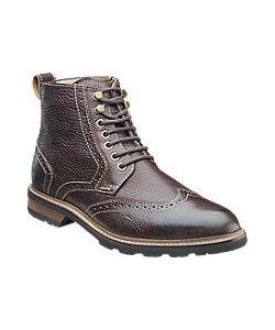 JoS. A. Bank   Florsheim Kilbourn Wingtip Boot Clearance Shoes