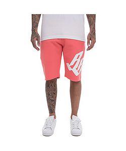 Billionaire Boys Club | The Bb Helmet Logo Shorts In Pink Shorts