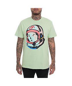 Billionaire Boys Club | The Bb Helmet Logo Tee In Mint T-Shirts