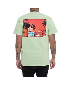 Billionaire Boys Club | The Bb Arch Logo Tee In Mint T-Shirts