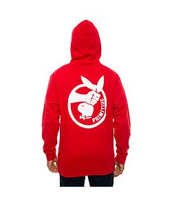 Primitive | The Game Killer Pullover Hoodie In Red Sweatshirts For Men
