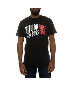 Billionaire Boys Club | The Flight Graphic Tee In Black T-Shirts For