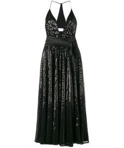 Racil | Sequined Halterneck Dress