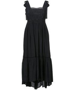 Ulla Johnson | Tie Shoulder Asymmetrical Dress