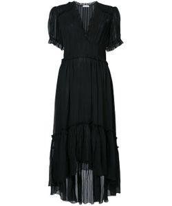 Ulla Johnson | V-Neck Asymmetrical Dress