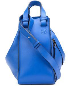 Loewe | Hammock Bag Blue