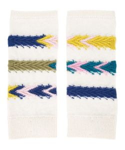 Barrie | Summer Sailor Cashmere Gloves