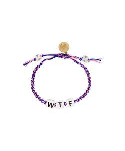 Venessa Arizaga | Wtf Bracelet