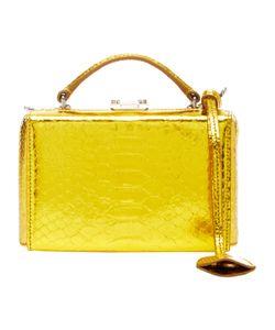 Mark Cross | Python Grace Mini Box Bag