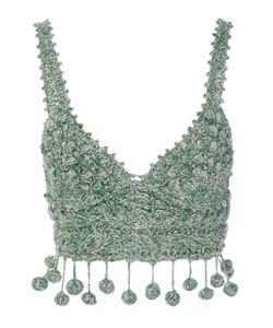 Rosie Assoulin | Hand Crochet Top
