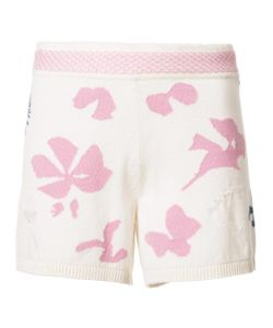 Barrie | Moon Flowers Shorts