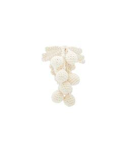 Rosie Assoulin | Crochet Grape Earring