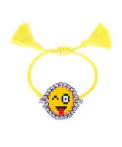 Shourouk | Bling Blink Emoji Bracelet