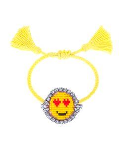 Shourouk | Emoji Heart Eye Bracelet