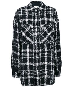 Faith Connexion | Oversized Checked Shirt Jacket