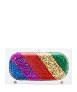 Sarah's Bag | Rainbow Pill Clutch