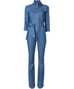 Carolinaritz | Wideleg Waist Tie Jumpsuit