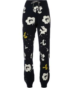 Barrie | Moon Flowers Trousers