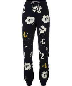 Barrie | Moon Flowers Trousers