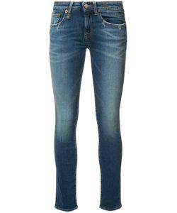 R13 | Kate Skinny Low-Rise Jean