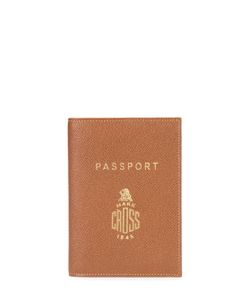 Mark Cross | Saffiano Leather Passport Holder