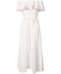 Lisa Marie Fernandez | Mira Flounce Dress
