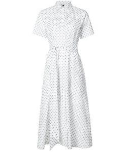 Lisa Marie Fernandez | Polka Dot Shirt Dress