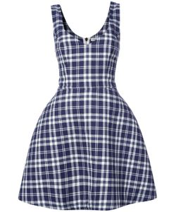 Natasha Zinko | Plaid Dress