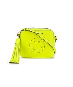 Anya Hindmarch   Neon Smiley Crossbody Bag