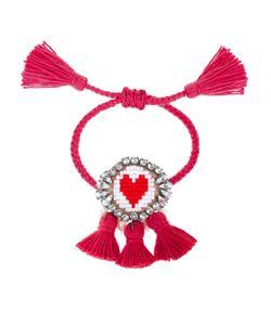 Shourouk | Hippie Heart Bracelet