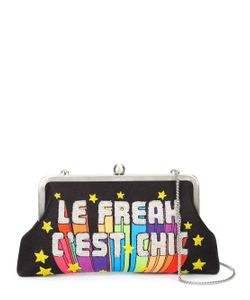Sarah's Bag | Le Freak Cest Chic Embellished Clutch