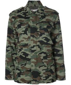 Nili Lotan | Camouflage Cargo Jacket