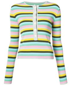 Natasha Zinko | Horizontal Stripe Sweater