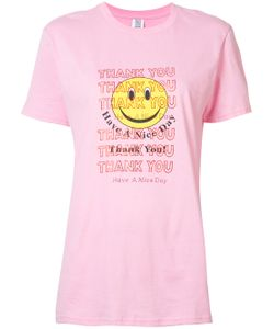 Rosie Assoulin | Thank You Smiley Face T-Shirt