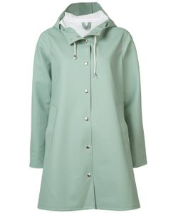 Stutterheim | Flare Hooded Raincoat