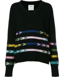Barrie | Summer Sailor V-Neck Sweater