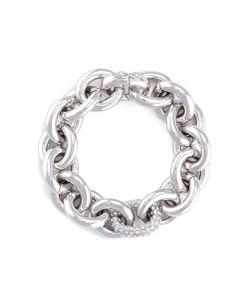 Eddie Borgo | Crystal Pavé Link Chain Bracelet